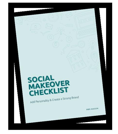 Personal Social Makeover Checklist